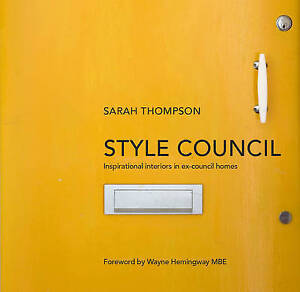 THOMPSON,SARAH-STYLE COUNCIL  BOOK NEW