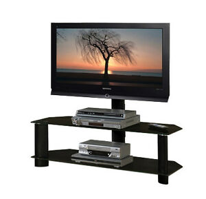 meuble support stand tv écran plat - flat panel West Island Greater Montréal image 4