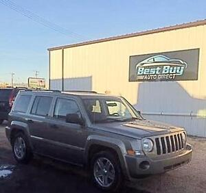 2008 Jeep Patriot Sport WAD 3 MTH WARRANTY INCLUDED $5995