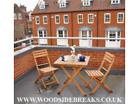 Norfolk Holiday Home let located in Cromer. Located approximatly 100 meters from the beach