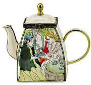 Miniature Enamel Teapot
