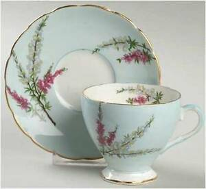 Looking for Foley Highland Heather Saucer