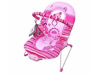 Baby Vibrating and Musical Bouncy Chair (3 position)