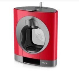 Nescafe red coffee machine