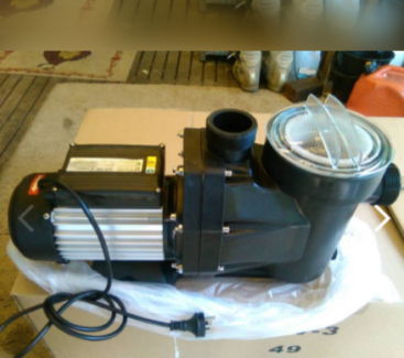 Electric Pool pump/spa pump