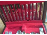 Kings cutlery set £50 ono