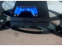 PlayStation 4 PS4 and 3 games