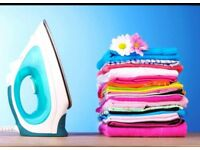 Laundry service and ironing