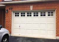 EXTERIOR PAINTING--GARAGE DOORS SPECIAL—Single from $ 80