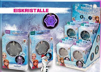 Disney Frozen Die Eiskönigin - LED Leuchtkristalle + Schmuckband 6 (Die Frozen Disney)