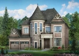 AMAZING NEW DETACHED HOME ! 3 CAR GARAGE ! VALES OF HUMBER !