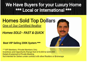 Homes SOLD - FAST & QUICK !!