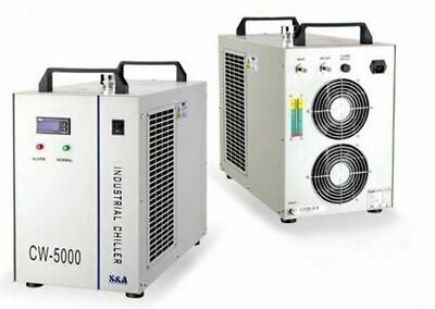 Demo Units Sa Cw-5000 Dg Industrial Water Chiller 110v 60 Hz 80w100w
