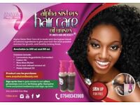 Hair care products sign up for free sample