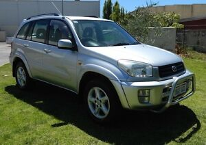 '00 Toyota RAV4 Auto Wagon with NO DEPOSIT FINANCE!* O'Connor Fremantle Area Preview