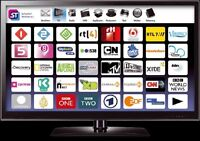 Watch LIVE TV channels on IPTV Box deals