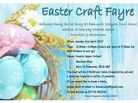 Easter Craft Fayre