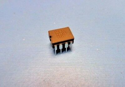 1 Ad848sq 175mhz Op Amp Precision High Speed Low Power Monolithic 8-pin Cerdip