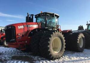 2016 Versatile 500 4WD Tractor