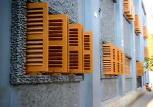 Wood Shutters For Your Toronto Home!