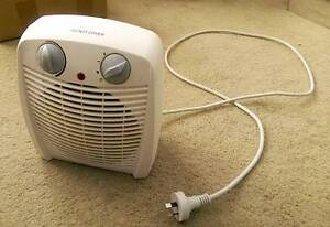 electronic fan heater Adelaide CBD Adelaide City Preview