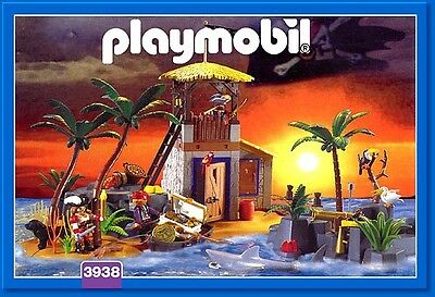 PLAYMOBIL® 3938 Piratenlagune *NEU & OVP*