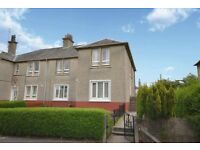 3 bedroom flat with garden Bishopbriggs - newly refurbished