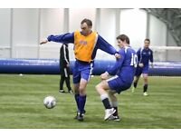 5 a side team looking for players - Docklands Power League - Near Crossharbour dlr