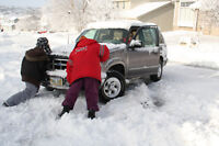 Winter Snow we know shoveling snow sucks Call us to clear it!
