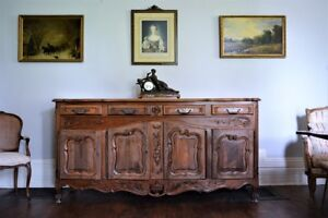 Antique French Country Sideboard