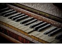 Piano Uplift Service Highlands and Moray