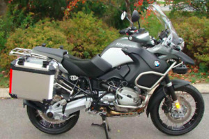 2010 BMW GSA - Adventure  model