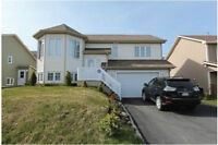 Whole House in Kenmount Terrace, attached garage, No Apartment
