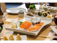 Chelsea Sushi Restaurant Looking For Friendly Full & Part-Time Waiter Or Waitress!