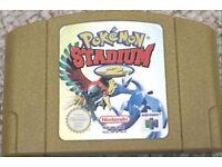 Pokémon stadium 2 for Nintendo 64