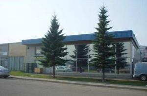 7970 sqft Multi-Bay FOR LEASE/SALE – Calgary Trail & 59 Ave