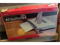 Hobbycraft A3 Guillotine