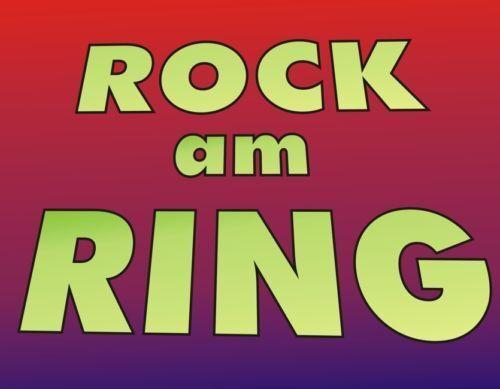 Weekend Festival Tickets - ROCK AM RING 2019 - Nürburgring - Die Ärzte / Tool
