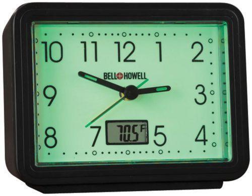 Glow In The Dark Alarm Clock Ebay