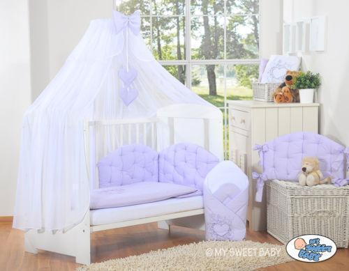 Purple Cot Bedding Ebay