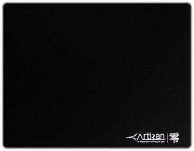 ARTISAN ZERO XSOFT M-size Gaming mouse pad Black ZR-XS-BK-M