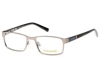 NEW TIMBERLAND TB5062 009 SPRING HINGE Matte Gunmetal Kid's Eyeglass 49mm 16 130