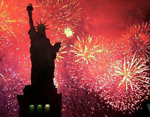 New York Bus Tour June 30-July 6th (Be there for July 4th party)