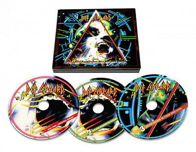 Def Leppard   Hysteria  30Th Anniversary Edition   New Cd  Anniversary Edition