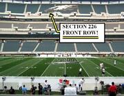 Philadelphia Eagles Season Tickets