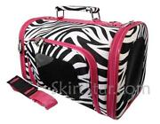 Zebra Dog Carrier