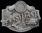 Pennsylvania Buckle