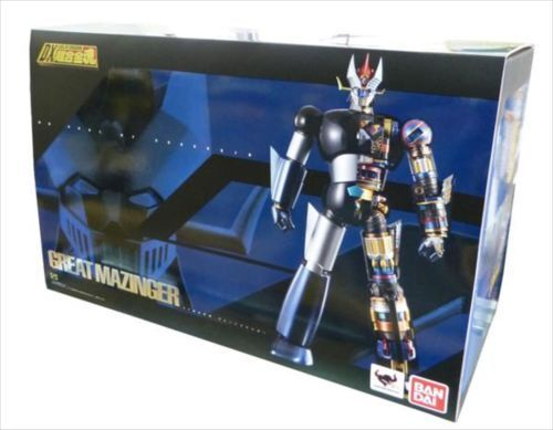 Bandai Mazinger Great Mazinger DX Soul of Chogokin Metal Action Figure F/S
