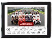 F1 Signed