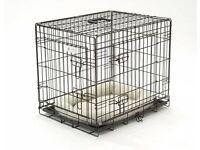 Dog Cages Black